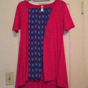 Prefect tee shirt and OS leggings